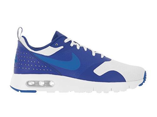 Nike Air Tavas White/Photo Blue/Game Running Shoe 7 US