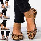 Alpine Swiss Peony Womens Ballet Flats Elastic Ankle Strap S