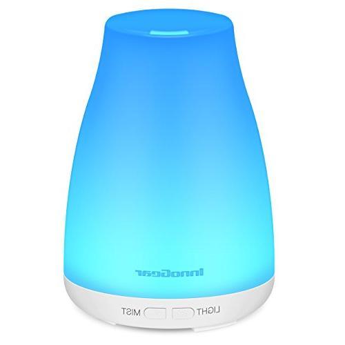 aromatherapy diffuser portable ultrasonic diffusers