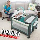 Baby Play Yard Pack N Play Table Travel Smart Playpen Cot To