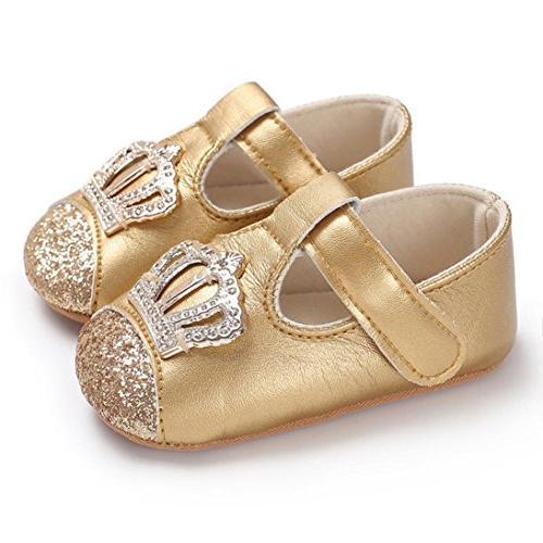 Baby Shoe,EnjoCho Crib PU Soft