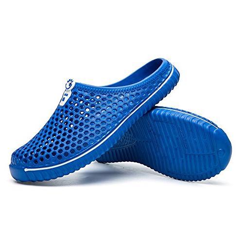 Men Casual Shoes Hollow Couple Sandal Flops