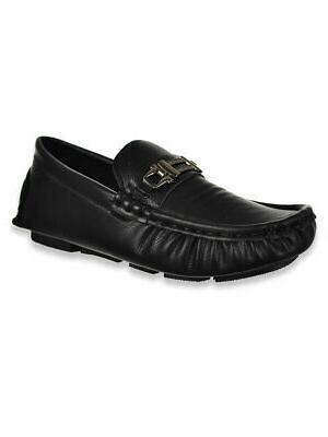boys buckled driving loafers sizes 11 4