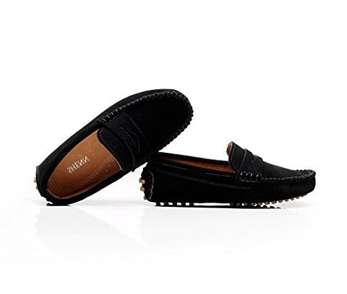 Shenn Black Shoes US1