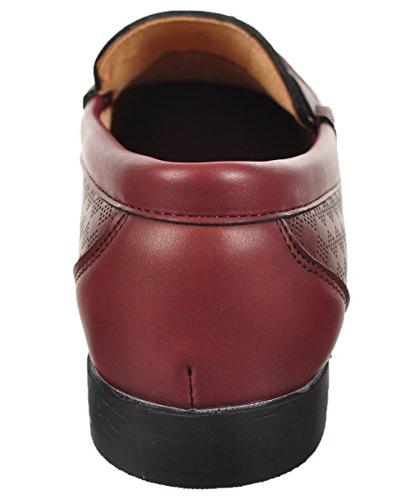 Easy Loafers - Wine, 7
