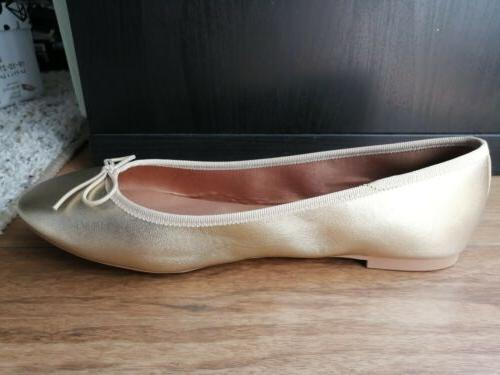 Brand Flat Loafers Size