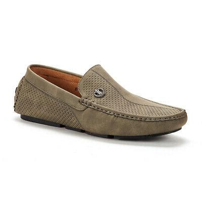 Men's Penny Moc-Toe Slip Driving Lightweight US