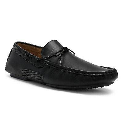 Bruno Marc Men's Santoni-01 Penny Loafers Moccasins Shoes