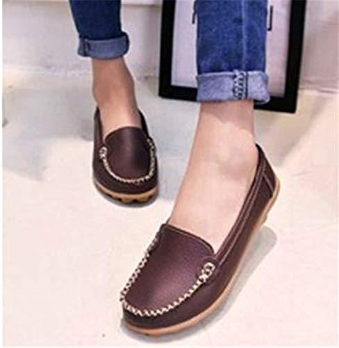 Women's Casual Loafers Driving Flats Shoes Boat US