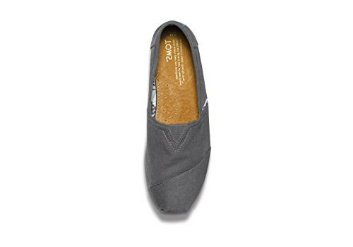 Mens TOMS Classic Casual Shoe