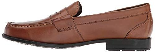Rockport Classic Lite Penny Loafer, Cognac, M