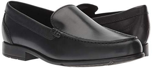 Rockport Men's Lite Venetian Slip-On Black-11.5 M