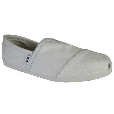 Toms Classics Mens Canvas Loafers & Slip Ons