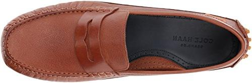 Cole Penny British tan Textured 11 US
