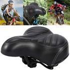 Comfort Wide Big Bum Bike Bicycle Gel Cruiser Extra Sporty S
