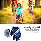 cycling bike gloves kids boy girl pad