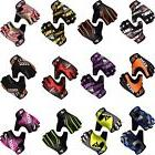 RDX Cycling Motorcycle Bike Gloves Half Finger Racing Breath