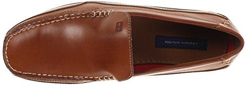 Tommy Driving Loafer, Brown M US