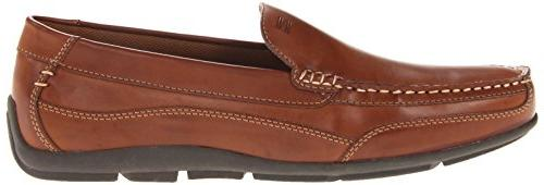 Tommy Hilfiger Men's Brown Leather, US