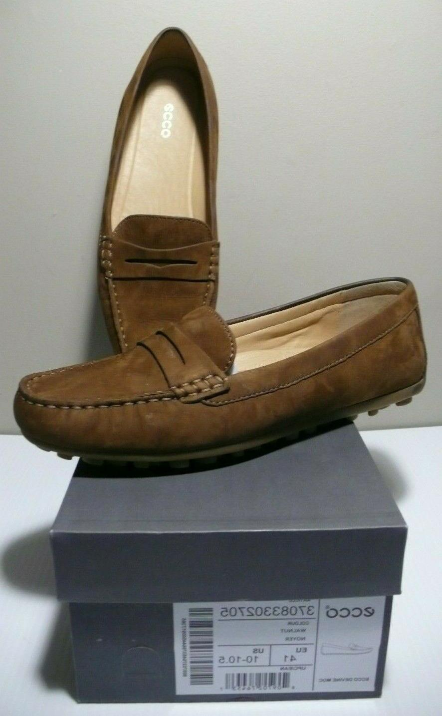 ECCO DEVINE NWB Penny Loafers in Sz 41