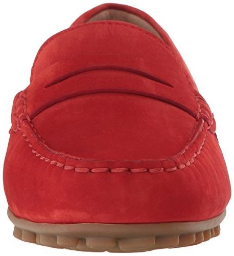 ECCO Women's Moc Penny Loafer, Blush, US