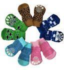 Dog Puppy Anti-slip Socks - For Tiny & Small Breeds - Choose