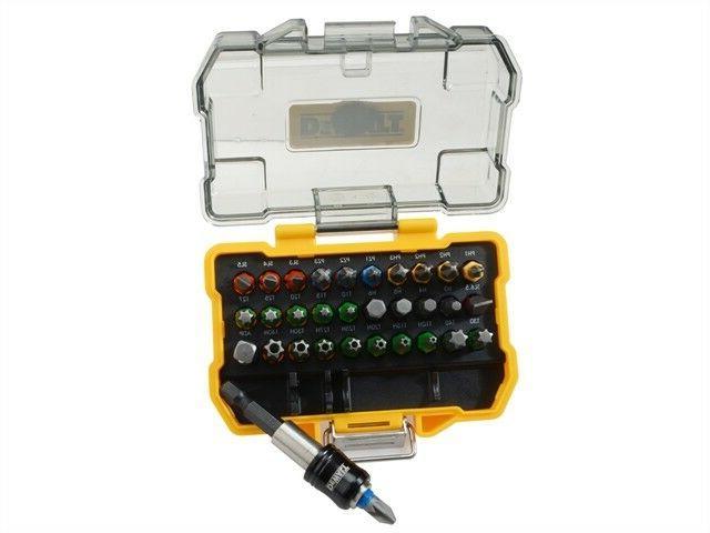 dt7969qz screwdriver bit set 32 piece