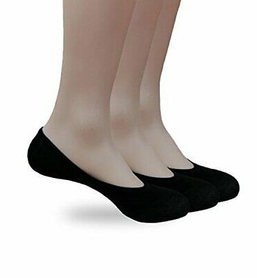 Eedor to 8 No Loafer Socks Cut Ankle, Non-Slip