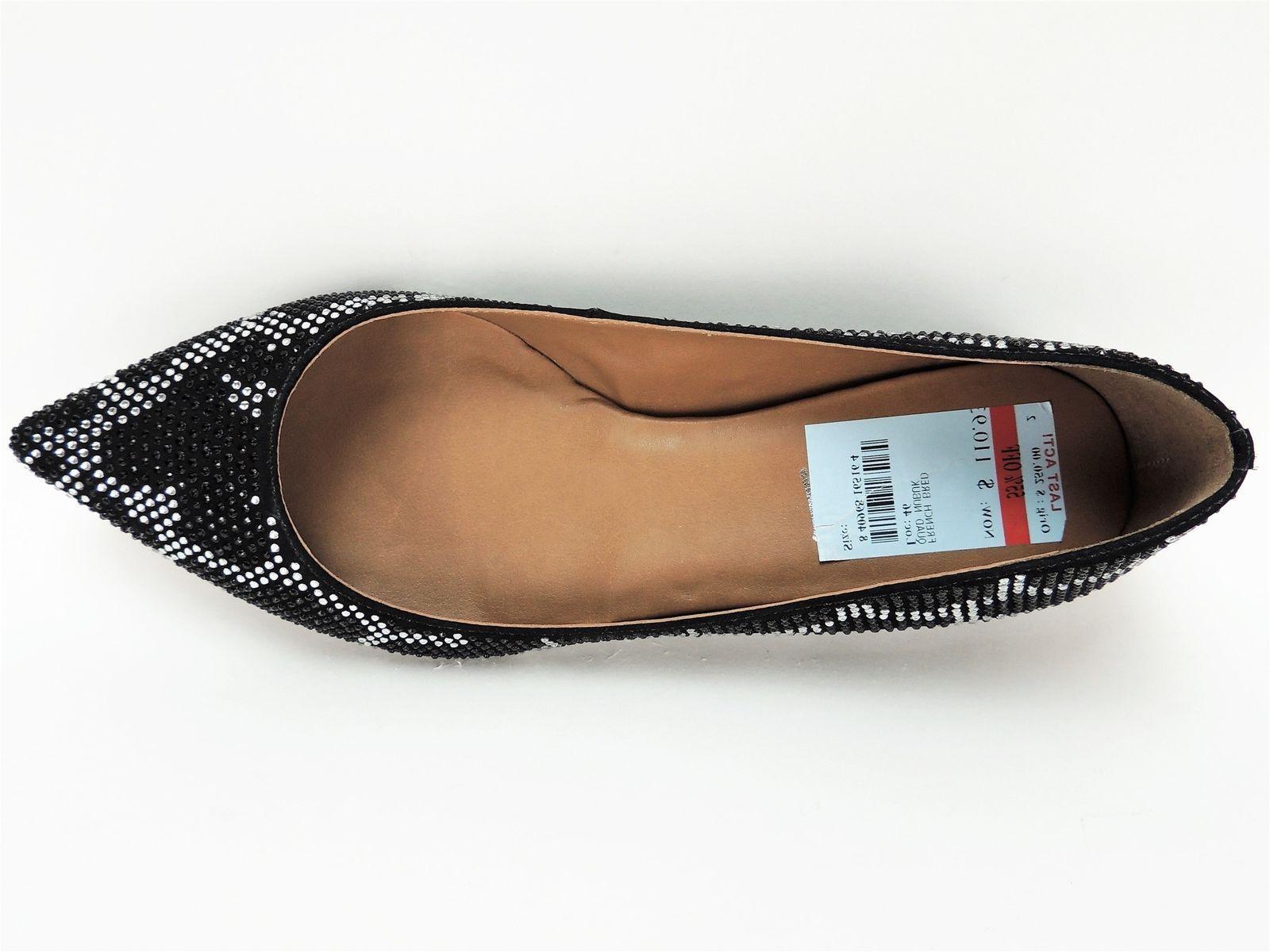 Women's Embellished 7.5 M - Black