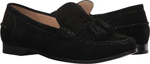 emmons tassel loafer ii black