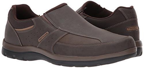 Rockport Get Kicks Slip Shoe, brown, W