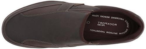 Rockport Men's Kicks On Shoe, brown, W