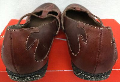 Hush Puppies Harmony Recycled Leather Leaf EW