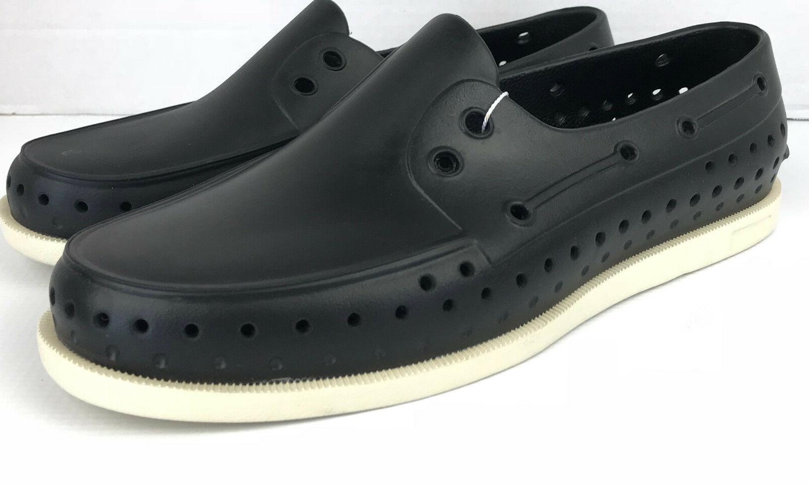 Native Howard Slip on Loafers Boat Shoes Unisex Mens 7 8 Wom