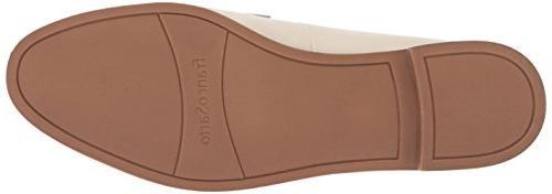 Franco Sarto Women's Loafer Flat, Milk, M US