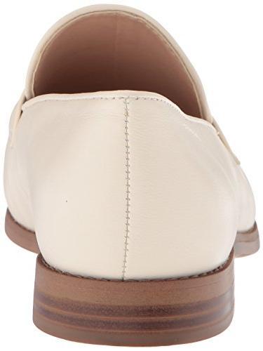 Franco Loafer Flat, Milk, M