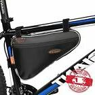 IBERA Bike Triangle Frame Bag, Front Top Tube Cycling Under
