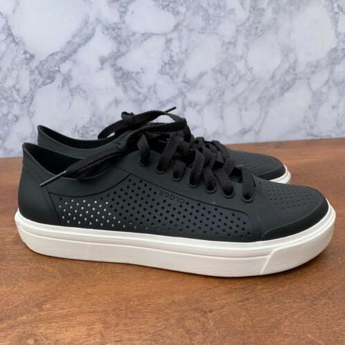 Men's Size Perforated Breathable