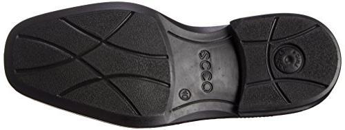 ECCO Men's Loafer,Black,43 EU