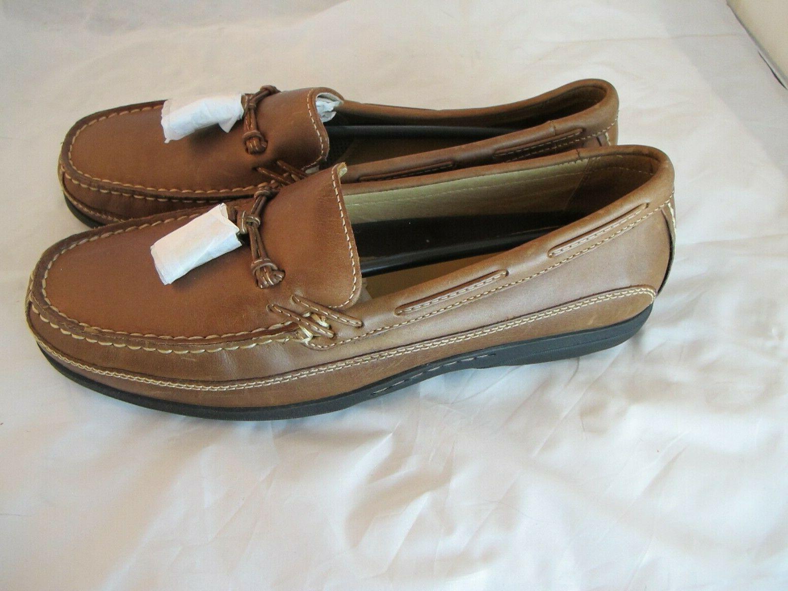Johnston & Dress Pinch Tassel Loafers Men's