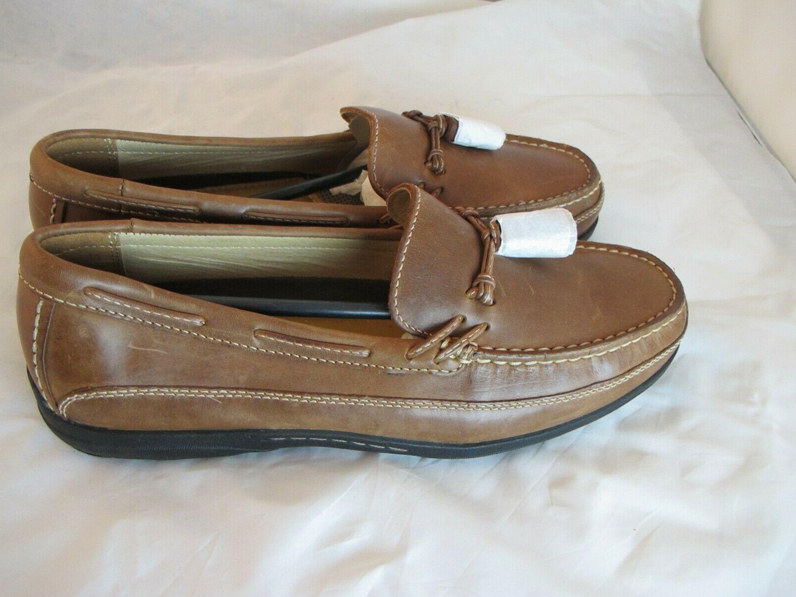 Johnston & Murphy Pinch Tassel Loafers Men's Shoes 10.5