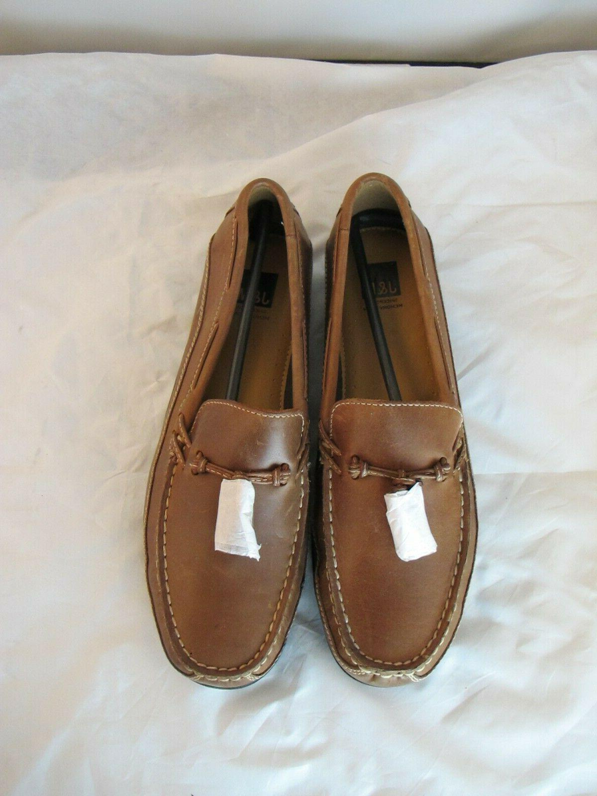 johnston and murphy dress pinch brown leather