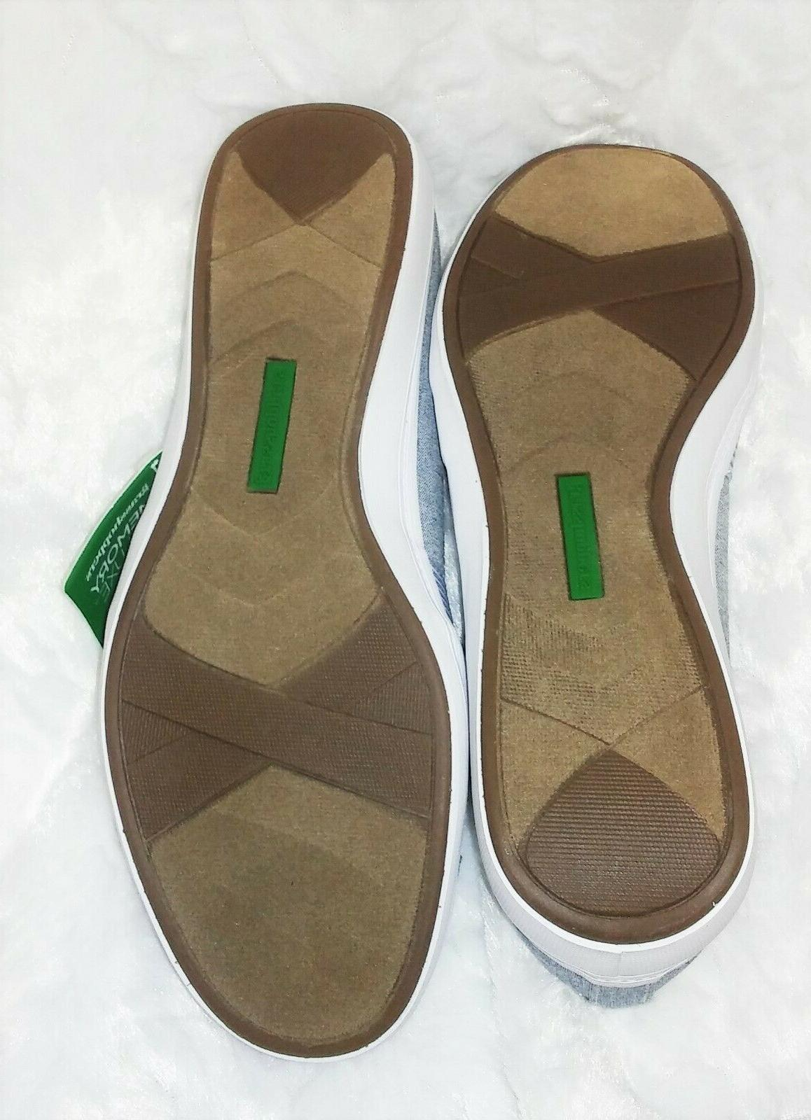 Grasshoppers Keds Loafers Shoes Size NIB