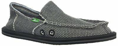 Sanuk Kids Boys Vagabond Loafer- Pick SZ/Color.