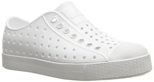 native Kids Jefferson Water Proof Shoes, Shell White/Shell W