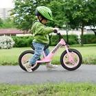 Kids Ride Pink Kickstand Brake Assesories Seats Padded Girls
