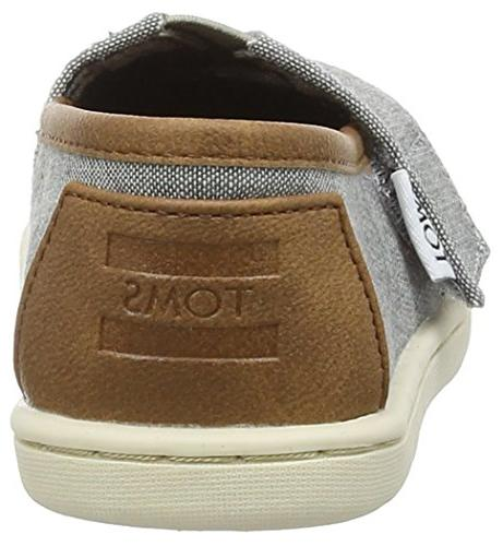 TOMS Unisex Classics Frost Grey Loafer