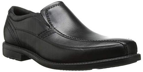 leader slip loafer