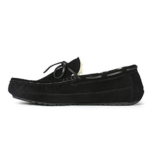 DREAM Black Slippers M