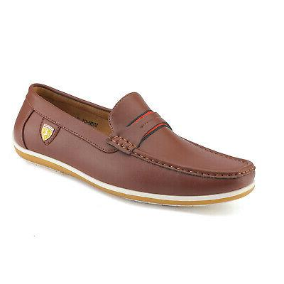 Bruno Marc Loafers Lightweight Driving Soft